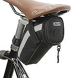 Bolsa Bicicleta Impermeable, cinturón reflectante Bolsa de sillín ,bolsa de...