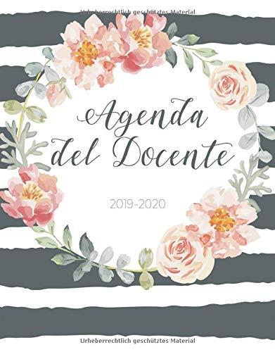 Agenda del Docente 2019-2020: Agenda settimanale 2019 - 2020 per Insegnanti - Calendario e Agende da Agosto 2019 a Luglio 2020   Registro Professore e Diario Scuola