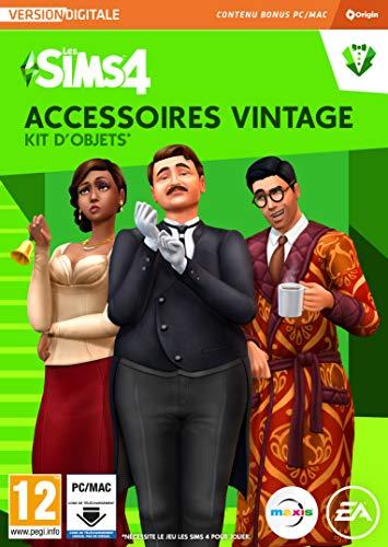 Les Sims 4 - Accessoires Vintage DLC | Téléchargement PC - Code Origin