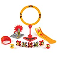 Learning Resources Wacky Wheels STEM Challenge, Science STEM Game, 15 Pieces, Ages 5+