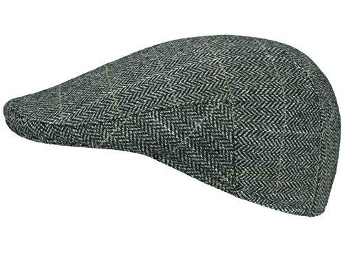 Guerra Homme Casquette plate Kent gris