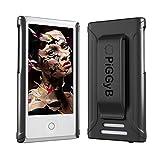 PiGGyB Clip IT! Case Cover Belt Clip for iPod Nano 7th Gen 7 7G (Dark Gray)