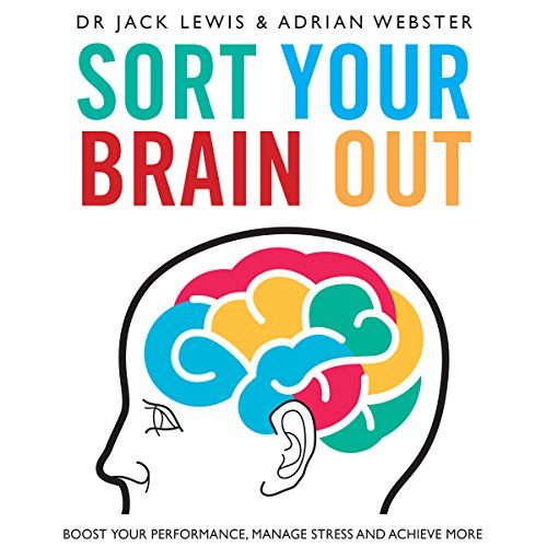Sort Your Brain Out audiobook cover art