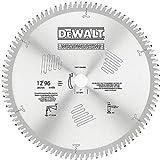 DEWALT DW7650 96T Fine Crosscut Blade, 12-Inch