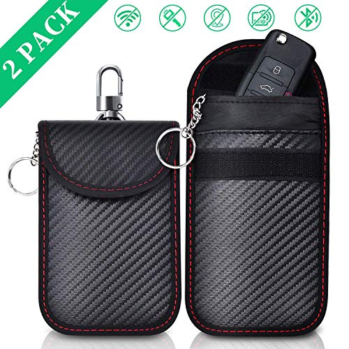 2 Pack Faraday Bag | Car Key Sig...