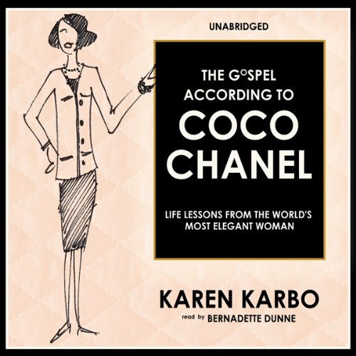 The Gospel According to Coco Chanel cover art