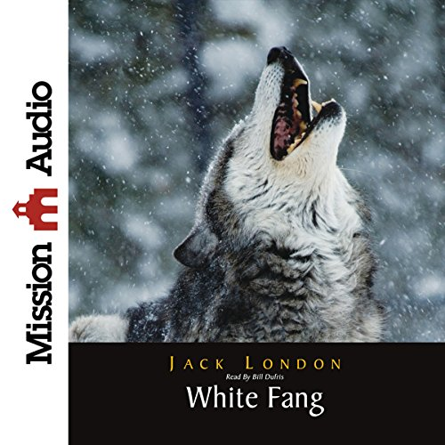 Page de couverture de White Fang