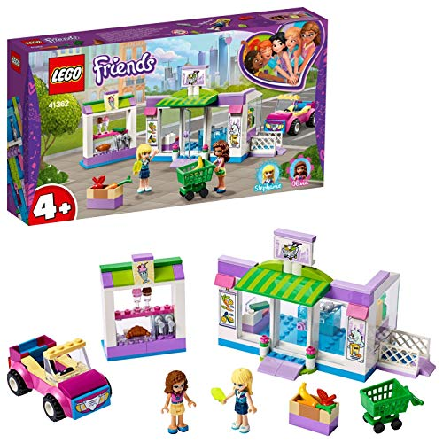 LEGO Friends - Supermercado de Heartlake City Nuevo set de c