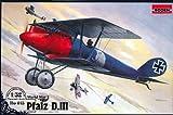 Roden Pfalz D.IIIS German Biplane Fighter Airplane Model Kit