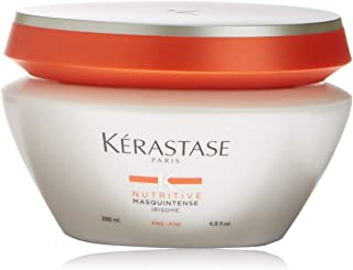 Kerastase Nutritive Masquintense-fine for Unisex - 6.8 oz Hair Mask, 204 milliliters