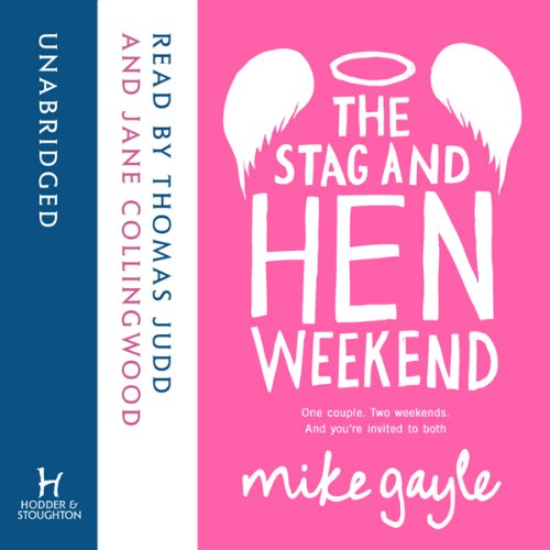 The Stag and Hen Weekend audiobook cover art