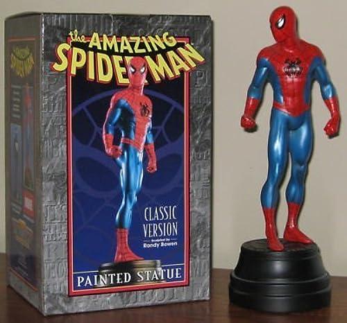 ganancia cero Amazing Spider-man Classic Version 13 Inch Painted Statue Statue Statue Randy Bowen by Bowen Designs  artículos de promoción