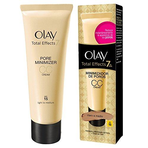 Olay Total Effects 7 en 1 Minimizador de Poros CC Cream Medio SPF 15 - 50 ml