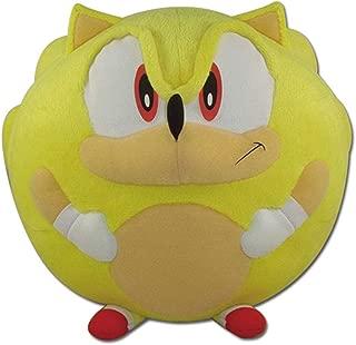 Great Eastern Entertainment Sonic The Hedgehog Super Sonic Ball Plush 8