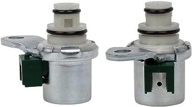 AUTEX 4F27E Transmission Shift Solenoid Auto Control A&B Repair Kit Set Compatible With Ford Focus 1999-up L4 2.0L/2.3L/Mazda Protege 99-08 4 1.6L/1.8L/2.0L/2.3L, Pack of 2