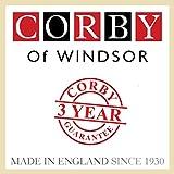 Corby 7700 Hosenbügelpresse-in-schwarzer Esche - 5