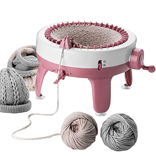 Knitting Machine, Smart Weaving Loom Knitting Round Loom, Knitting Board...
