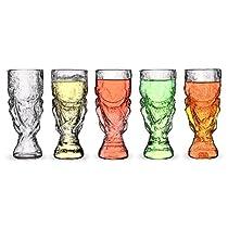 Yodesi Popular 2014 FIFA WORLD CUP Glass Beer Mug Creative Cup Beauty Glassware