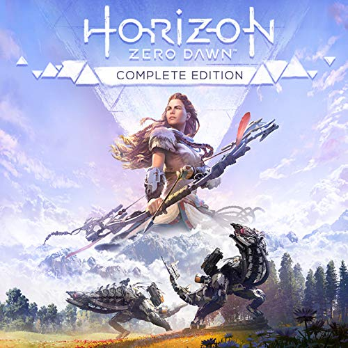 Horizon Zero Dawn: Complete Edition - PlayStation 4 Digital Download Code