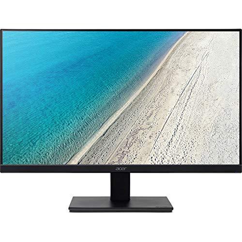 "Acer v7 27"" LED Widescreen LCD Monitor WQHD 2560 x 1440 4ms 350 Nit (IPS) (Renewed)"