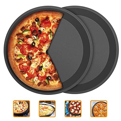 Lausine Non-Stick pizza pan