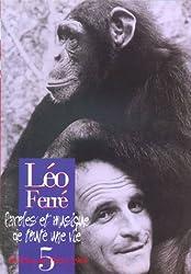 Léo Ferré Paroles et Musique de toute une vie - Vol.5 1966-1969