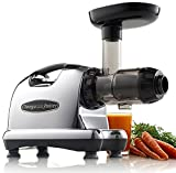 Omega J8006 Nutrition Center Quiet Dual-Stage Slow...