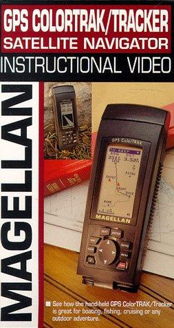 Magellan Gps Colortrak/Tracker [VHS]