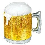 Frothy Beer Mug Hat, Party Favor