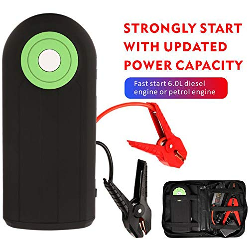 Big Save! LIMEID 800A Peak Car Jump Starter, 13500mah Auto Battery Booster 12V Portable Power Pack w...