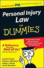 Best personal injury law for dummies Reviews
