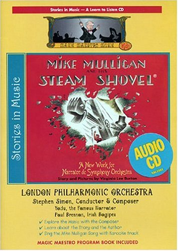 Stories in Music: Mike Mulligan and His Steam