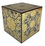 Hellraiser Puzzle Box Lemarchand Solid Wood Lament Le' Marchant Props Cube