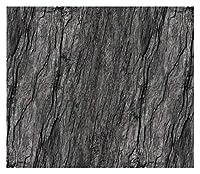 Shuhao. ダークブラックカーボン石の洞窟大理石の表面テクスチャパターンパーティーの装飾写真のバックドロップ (Color : NBK28198, Size : Thin Cloth 150x100cm)