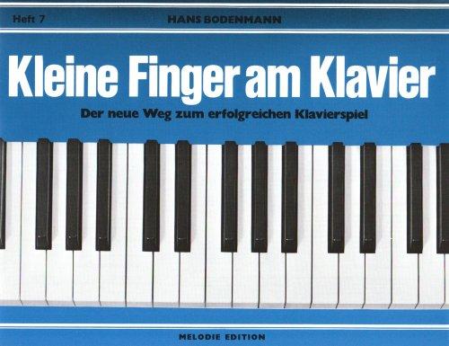 Kleine Finger am Klavier, H.7