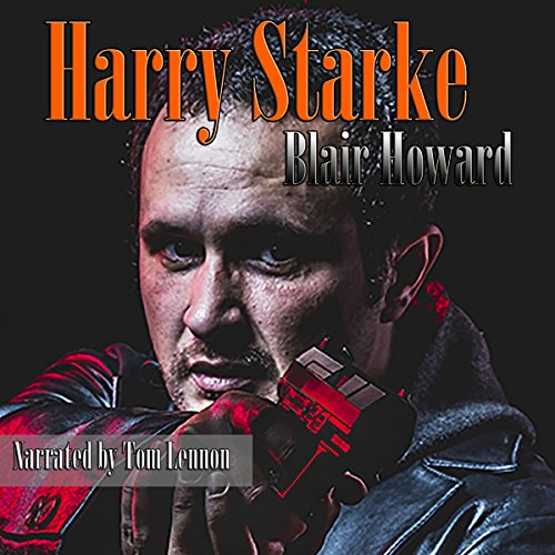 Harry Starke audiobook cover art
