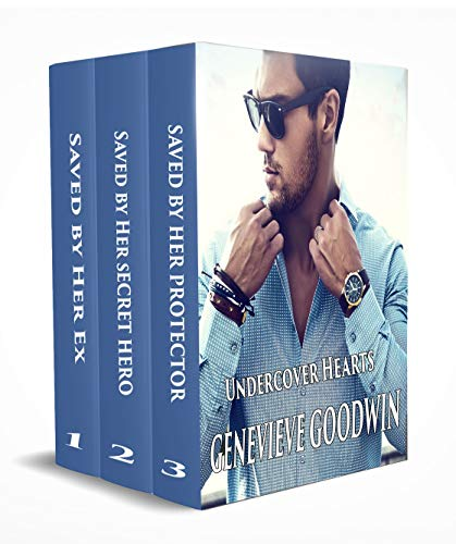 Undercover Hearts Box Set by [Genevieve Goodwin]