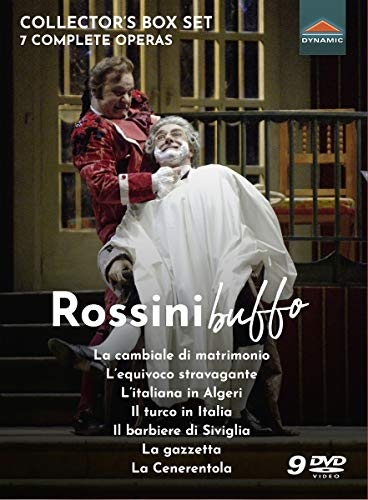 Rossini: Buffo Box Set [9 DVDs]