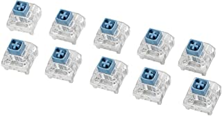 70Pcs Kailh Box Heavy Pale Blue Switch Keyboard Switches for Keyboard Customization