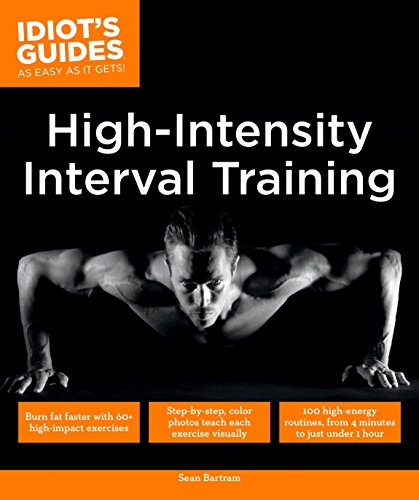 Idiot's Guides High-Intensity Interval Training