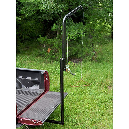 Viking Solutions Rack Jack II Holds up to 300 lb. Hitch Mounted Hoist