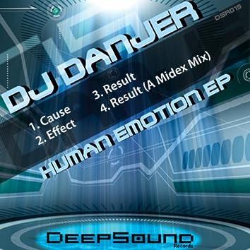 Dj Danjer Human Emotion EP