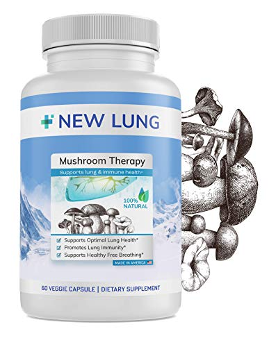 🚀=⚡New Launch Deal⚡=- Mushroom Lung Immune Health Supplement by Success Chemistry®