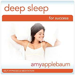 Deep Sleep for Success (Self-Hypnosis & Meditation)     Relaxation & Sleeping Well              By:                                                                                                                                 Amy Applebaum                               Narrated by:                                                                                                                                 Amy Applebaum                      Length: 3 hrs and 39 mins     17 ratings     Overall 4.2