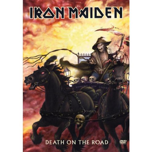 Iron Maiden - Death on the Road [3 DVDs]