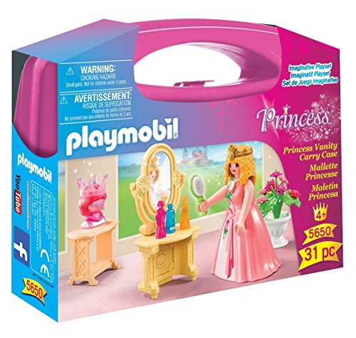 Playmobil Maletín Princesa 5650