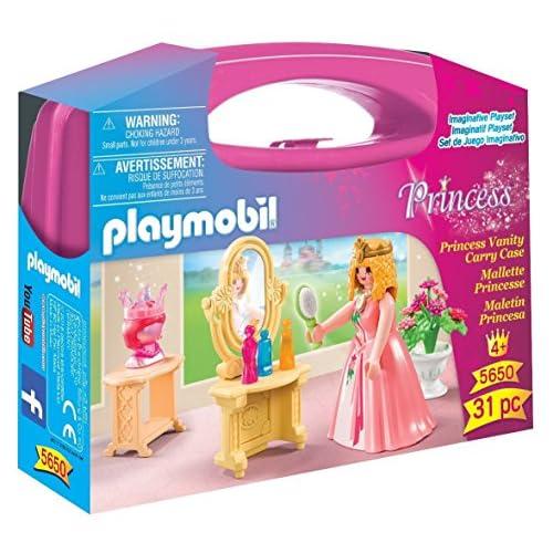 Playmobil 5650 - Valigetta Toilette per Principessa