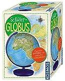 KOSMOS Schüler-Globus Physisches Kartenbild mit politischen Ländergrenzen