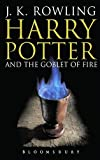 Harry Potter and the Goblet of Fire - Bloomsbury Publishing PLC - 04/10/2004