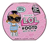 LOL Surprise 2021 Advent Calendar with Limited Edition Doll and 25+ Surprises Including Outfits, Shoes, Accessories, and LOL OOTD Advent Calendar   for Girls Ages 4-15 Years Old